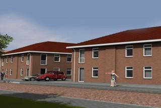 Nieuwbouw Bliedhuus