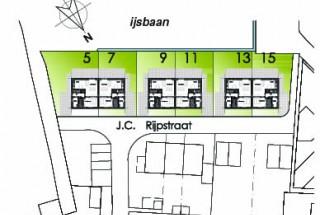 Nieuwbouw JC Rijpstraat